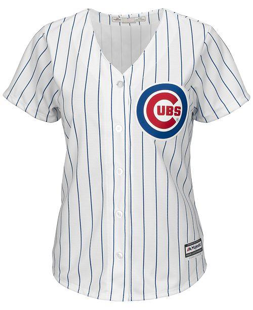 hot sale online 61a60 4e11a Women's Chicago Cubs Cool Base Jersey