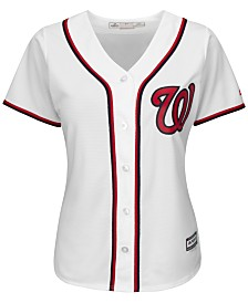 Majestic Women's Washington Nationals Cool Base Jersey