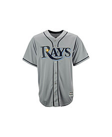 Majestic Men's Tampa Bay Rays Replica Jersey