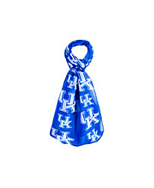 Forever Collectibles Kentucky Wildcats All Over Logo Infinity Wrap Scarf
