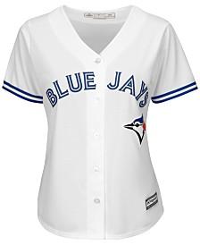 Majestic Women's Toronto Blue Jays Cool Base Jersey