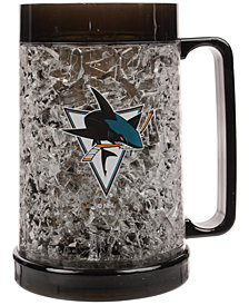Memory Company San Jose Sharks 16 oz. Freezer Mug