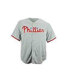 Majestic Men's Philadelphia Phillies Replica Jersey