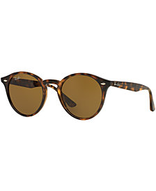 Ray-Ban Sunglasses, RB2180 ROUND