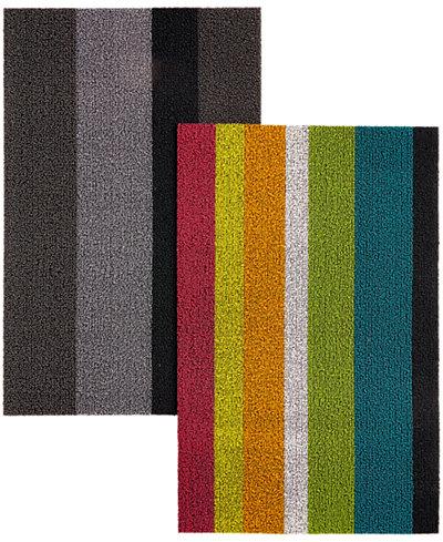 Chilewich Bold Stripe Big Floor Mat, 36