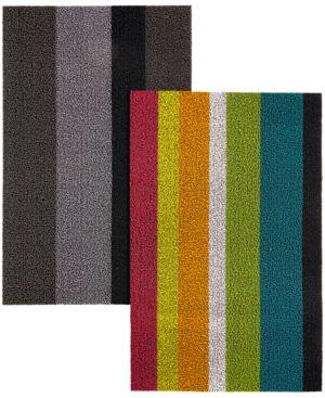 "Chilewich Bold Stripe Utility Floor Mat, 24"" x 36"