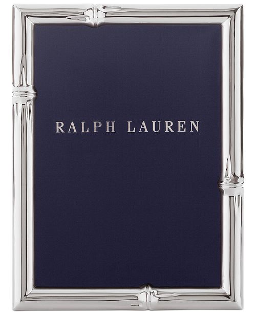 "Ralph Lauren Bryce 5"" x 7"" Picture Frame"