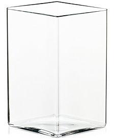 "Iittala Ruutu 8"" x 10.75"" Vase"