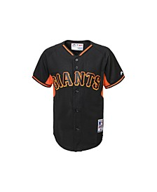 San Francisco Giants Replica Jersey, Big Boys (8-20)