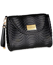 Receive a Complimentary Clutch with any large spray purchase from the Versace women's fragrance collection