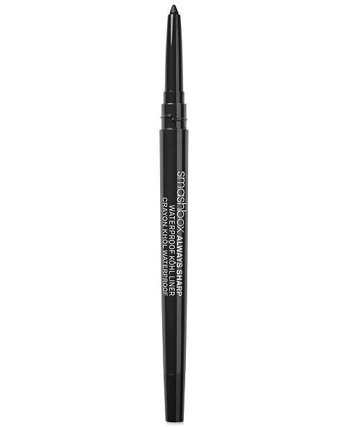 Smashbox Always Sharp Waterproof Kohl Eye Liner