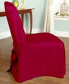 Duck Dining Room Chair Slipcover