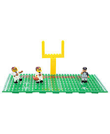 OYO Sportstoys Washington Redskins Endzone Football Field Set