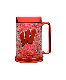 Memory Company Wisconsin Badgers 16 oz. Freezer Mug