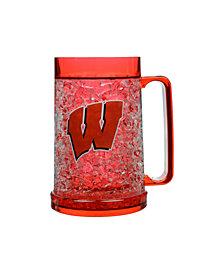 Memory Company Wisconsin Badgers 16 oz. Freezer Mug