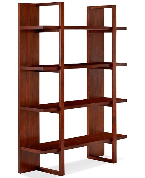 Furniture Battery Park Home Office Open Bookcase