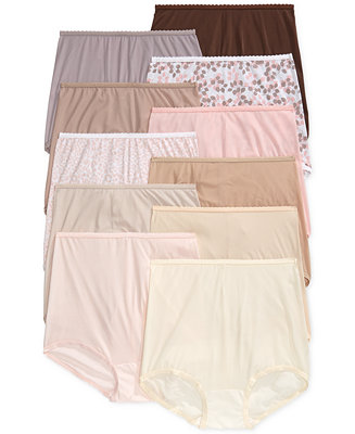 Bali Skimp Skamp Brief 2633 Bras Panties Amp Shapewear