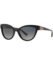 BVLGARI Polarized Sunglasses, Bvlgari Sun BV8156B 54