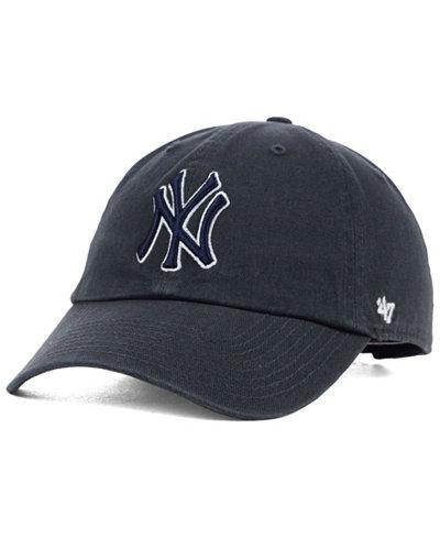 '47 Brand New York Yankees Clean Up Cap