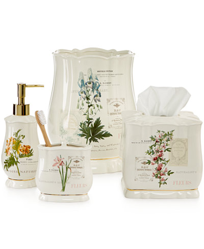 Avanti Bath Accessories, Alana Collection