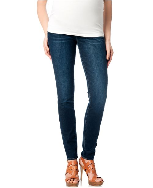 Articles of Society Secret Fit Belly® Skinny Jeans, Delray Wash