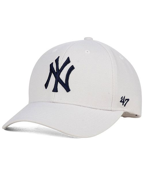 75fd14e4763 47 Brand New York Yankees MVP Curved Cap   Reviews - Sports Fan Shop ...