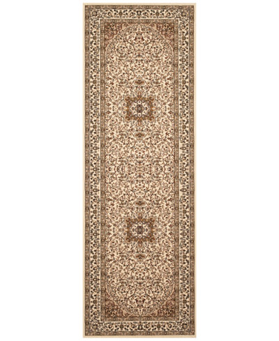 CLOSEOUT! KM Home Area Rug, Princeton Ardebil Cream 2'7