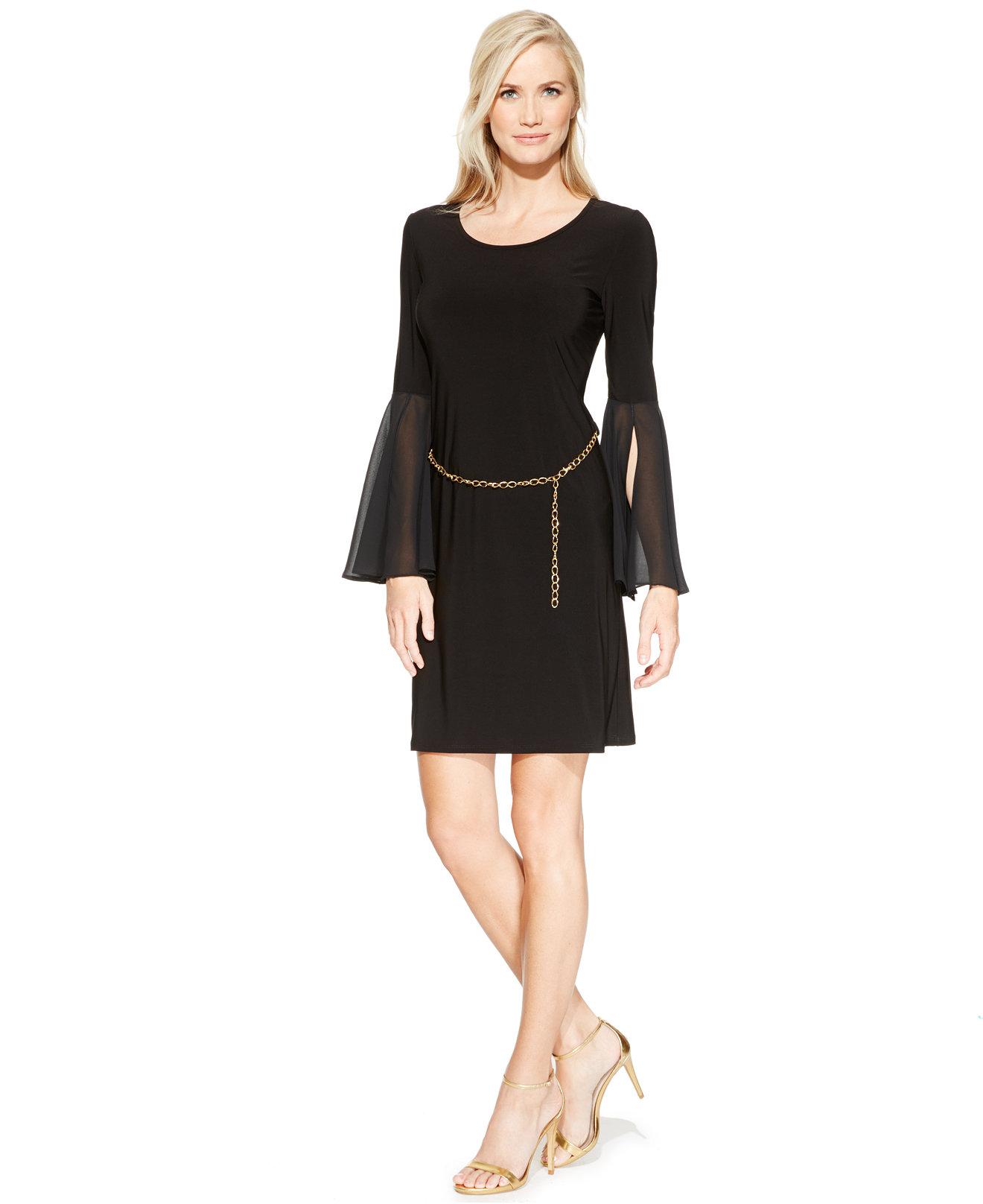 Evan Picone Black Dresses
