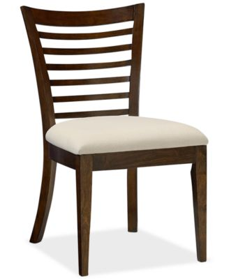 Brisbane Side Chair - Furniture - Macys