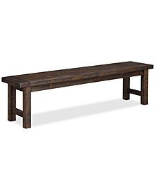 Ember Bench, Created for Macy's