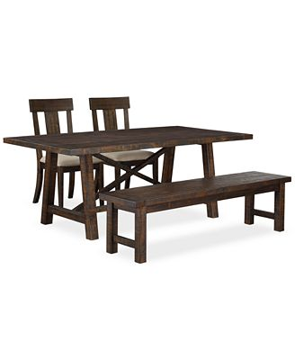 Ember 4 Piece Dining Room Furniture Set ly at Macy s