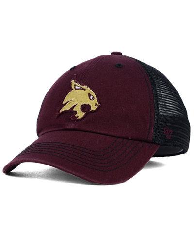 '47 Brand Texas State Bobcats Tayor Closer Cap