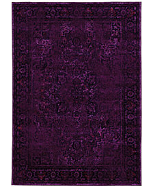 "CLOSEOUT! Kenneth Mink  Spectrum Mod Heriz 7'10"" x 10'10"" Area Rug"