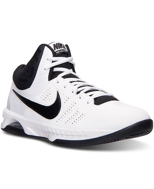 best website 52dfd 8e224 Nike Men s Air Visi Pro VI Basketball Sneakers from Finish Line