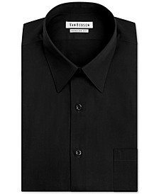 Men's Classic-Fit Poplin Dress Shirt