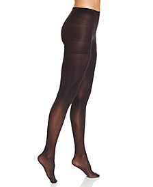 HUE® Women's  Shaper Opaque Tights