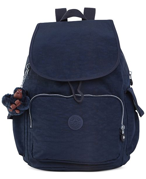 000d4911cc50 Kipling City Pack Backpack - Handbags   Accessories - Macy s