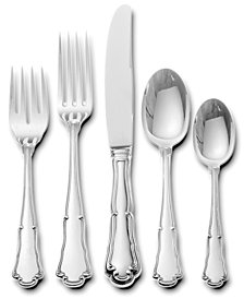 Wallace Barocco Sterling Silver 5-Piece Place Setting