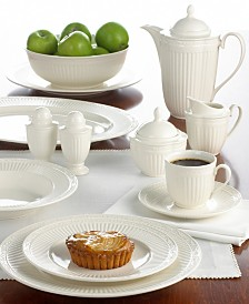 Dinnerware, Set of 4 Italian Countryside Bread and Butter Plates