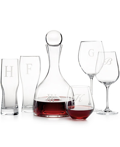 Lenox Tuscany Monogram Collection