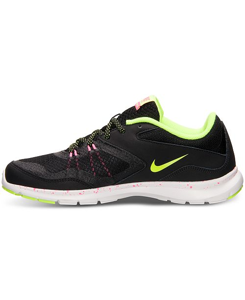66259caba127 Nike Women s Flex Trainer 5 Training Sneakers from Finish Line ...