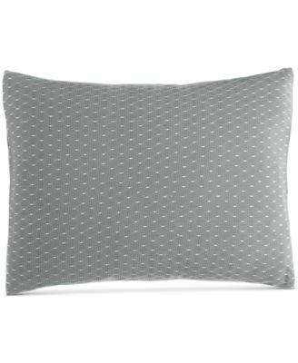 "Pyrus Fishnet Overlay 12"" x 16"" Decorative Pillow"