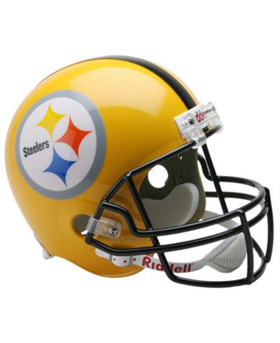 Riddell Pittsburgh Steelers Deluxe Replica Helmet