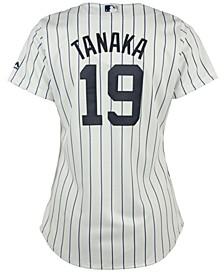 Women's Masahiro Tanaka New York Yankees Cool Base Jersey