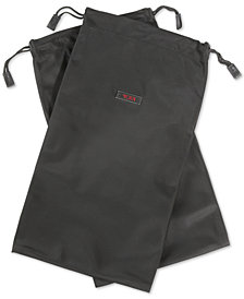Tumi Set of 2 Travel Shoe Bags