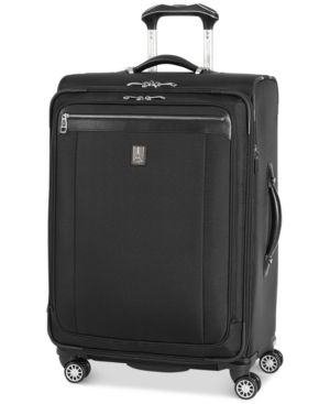 """Travelpro Platinum Magna 2 25"""" Expandable Spinner Suitcase"""