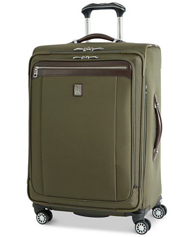 Travelpro Platinum Magna 2 25 Expandable Spinner Suitcase