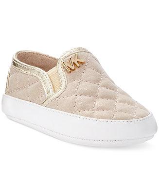 Michael Kors Baby Girls Iris Sage Sneakers Kids Amp Baby