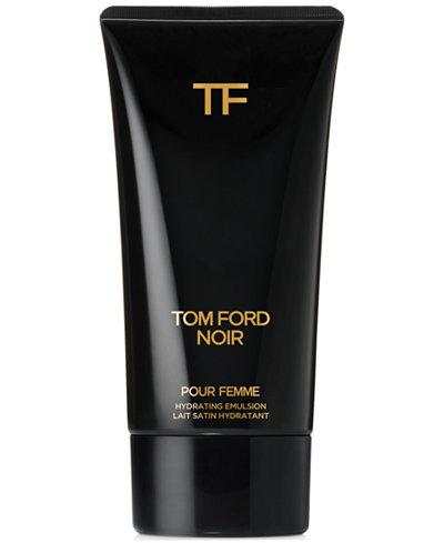 Tom Ford Noir Pour Femme Body Moisturizer, 5 oz