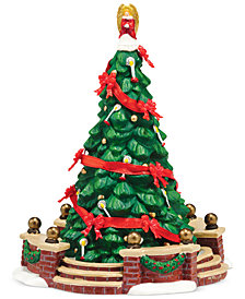 Department 56 Dickens' Village Town Tree